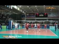 Trentino Volley - Noliko Maaseik (Highlights, 2nd movie)
