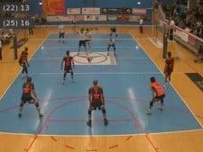 Narbonne Volley - Paris Volley