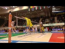 Trentino Volley - Casa Modena (Highlights)
