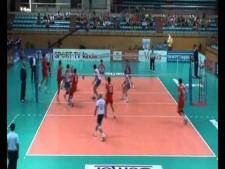Tiago Violas in match Portugal - Serbia