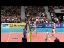 Italy - Serbia EuroVolley 2011 Final (Highlights)