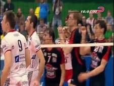 AZS Częstochowa - Trentino Volley (SET 3,4)