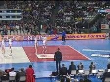 Trentino Volley - Sisley Belluno (Italian Cup 2012)