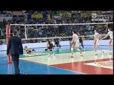 Trentino Volley - Sisley Belluno (Highlights)