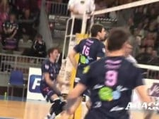 Arago de Sète - Rennes Volley 35 (Highlights)