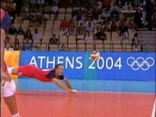 Russia - Serbia (The Olympics 2004, short cut)