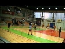 Final four, recreational volleyball Slovenija Novo mesto
