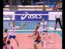 Belogorie Belgorod - Gazprom Surgut (Highlights)