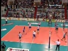 Tours VB - Paris Volley (PRO A 2005/06, part 2)