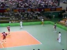 USA - Japan (The Olympics 1988, short cut)