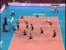 Trentino Volley - Sesi Sao Paulo (Highlights)