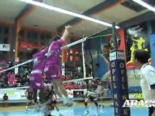 Narbonne Volley - Arago de Sete (Highlights)
