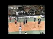 Yugoslavia actions in match Netherlands - Yugoslavia (short cut)