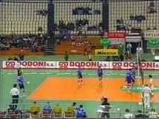 Maes Pils Zellik - Messaggero Ravenna (Champions League 1992/93)