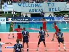 Arkas Spor Izmir - Lokomotiv Novosibirsk (part 2)