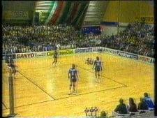 Pallavolo Modena - AMSL Fréjus (Champions League 1989/90)