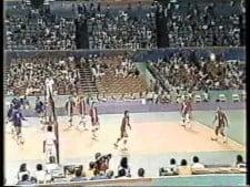 Italy - Brazil and Italy - Canada (The Olympics 1984, SET4)