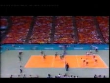 Netherlands - Bulgaria (The Olympics 1996, SET4)