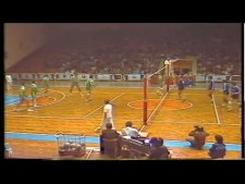 Dinamo Tirana - AZS Częstochowa (part 1)
