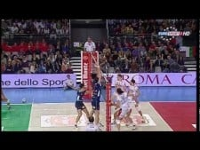 Lube Banca Macerata - Trentino Volley (short cut)