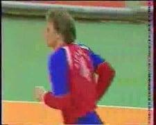 Zbigniew Zieliński 3rd meter spike
