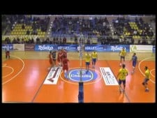 Review of Greek League 2011/12 6th round