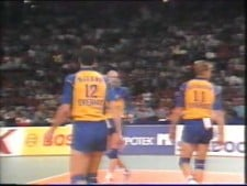 Sweden - Italy (1989, SET1)