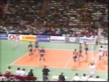 Sweden - Italy (1989, SET2)