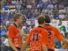 Netherlands - Italy (World Championships 1994, part 1)