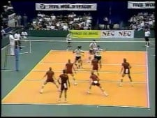 USA - Brazil (1992, SET3)