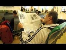 Zenit Kazan at The airport