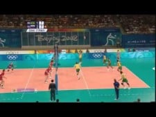 Russia - Brazil (The Olympics 2008, short cut)