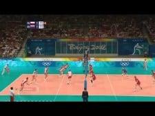 Poland - Russia (The Olympics 2008, short cut)