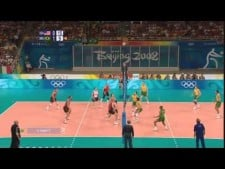 USA - Brazil (The Olympics 2008, short cut)