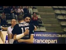 """""""Matchpoint"""" Paris Volley - Montpellier"""