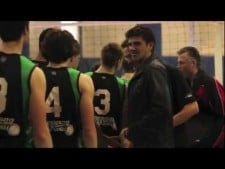 Crush Volleyball 2011 - Provincial and National Champions