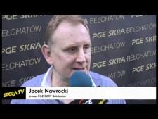 Skra Bełchatów - Jastrzębski Węgiel (Highlights)