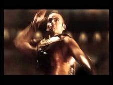 Lloy Ball as Gladiator (2nd movie)
