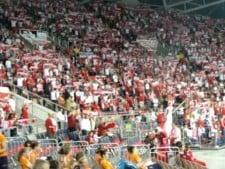 'Polska Bialo-Czerwoni' in Atlas Arena