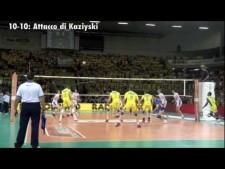 Casa Modena - Trentino Volley (2010/11, 4th match)