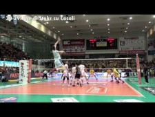 Trentino Volley - Casa Modena (2010/11, 3rd match)