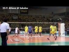 Casa Modena - Trentino Volley (2010/11, 2nd match)