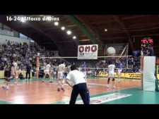 Altotevere Volley - Trentino Volley (2010/11, 2nd match)