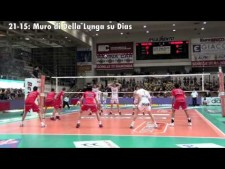 Trentino Volley - Altotevere Volley (2010/11, 1st match)