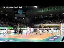 Sisley Treviso - Trentino Volley (2010/11)