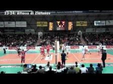 Copra Piacenza - Trentino Volley (2010/11)