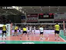Trentino Volley - Marmi Lanza Verona (2010/11)
