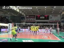 Trentino Volley - Casa Modena (2010/11)
