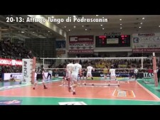 Trentino Volley - Lube Banca Macerata (2010/11)