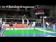 Trentino Volley - Sisley Treviso (2011)
